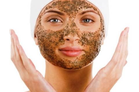 Мед и кофе маска для лица