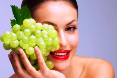 виноград для кожи фото