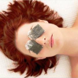 Как быстро убрать синяки и мешки под глазами от недосыпания утром